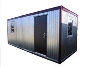 Блок-контейнер, бытовка строительная от производителя