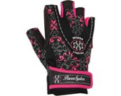 Перчатки для фитнеса женские ПС 2910 Розовые