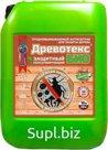 Древотекс БИО - защитно-консервирующий трудновымываемый антисептик для дерева, срок защиты 30-35 лет